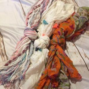 American eagle scarf bundle